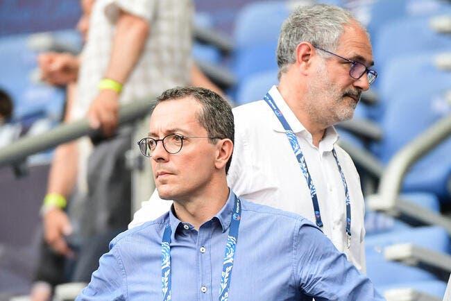 Eyraud vire un jeune de l'OM un peu trop fan du PSG