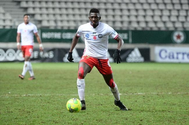 L1 - Rennes : Faitout Maouassa (Nancy) arrive