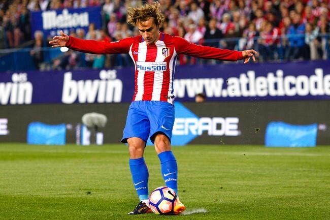 Atlético: Griezmann jusqu'en 2022 !