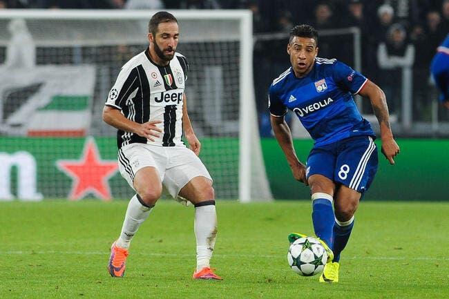 OL: La Juventus abandonne presque écoeurée la piste Tolisso