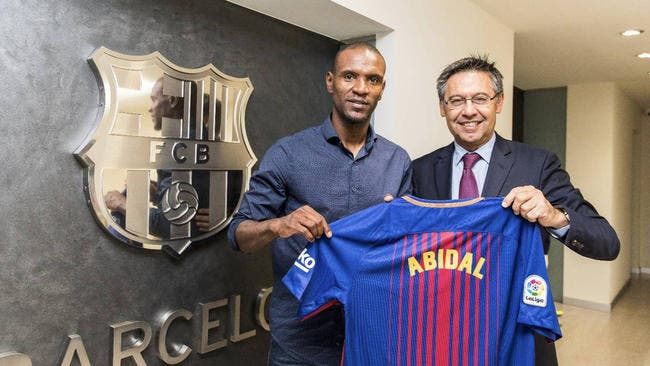 Abidal nouvel ambassadeur — Barça
