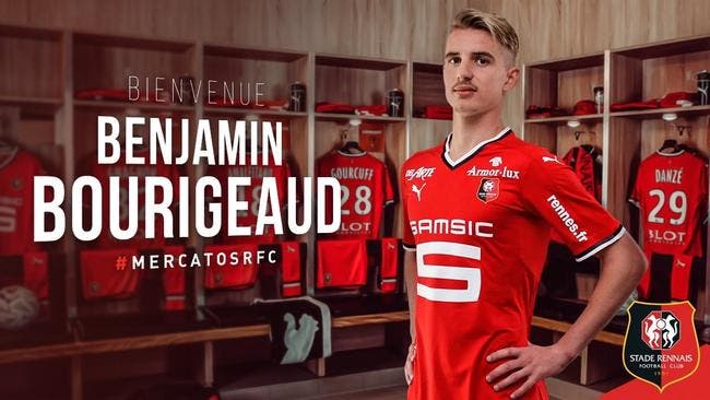 RC Lens - Mercato : Stade Rennais, Bourigeaud signe 4 ans (Off.)