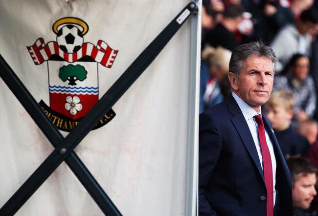 Angleterre: Claude Puel, l'entraîneur de Southampton, limogé