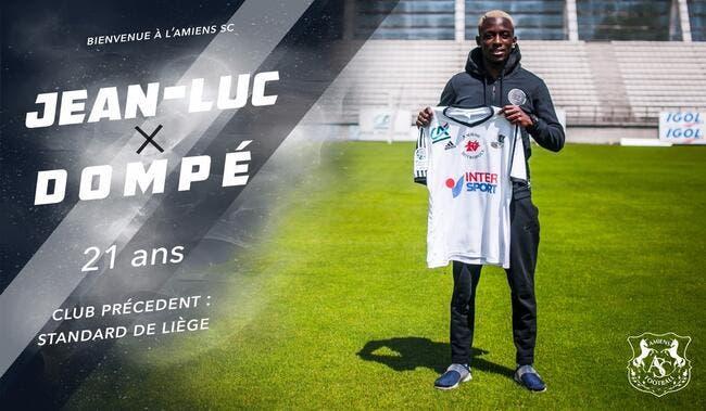 Un attaquant du Standard de Liège en prêt (off.) — Amiens