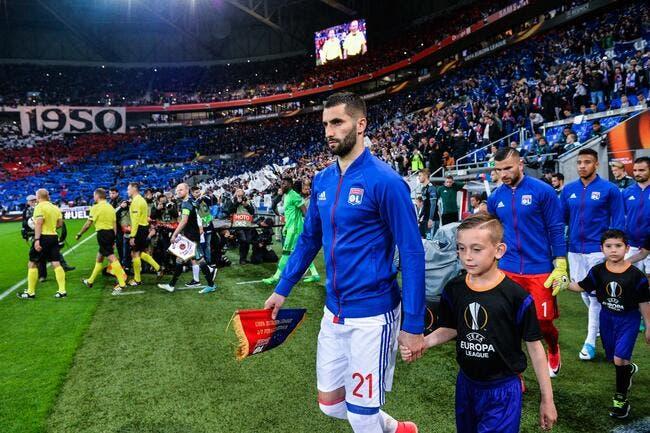 Gonalons pisté par la Lazio — Mercato OL