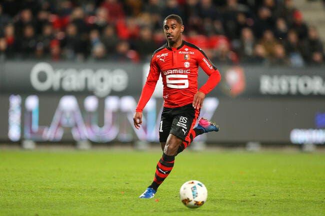 Saïd prêt à forcer son départ — Rennes