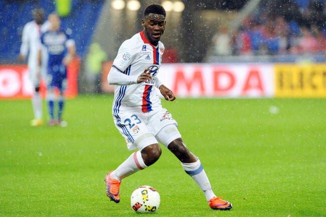 OL : Jordy Gaspar solde son compte à Lyon