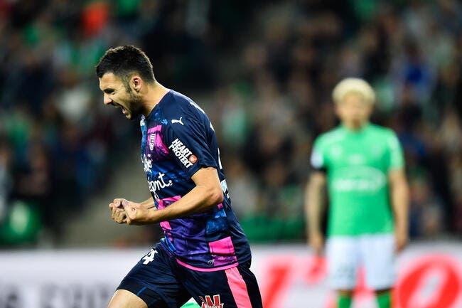 FCGB : Liverpool offre 10 ME pour Laborde, Bordeaux en veut le double