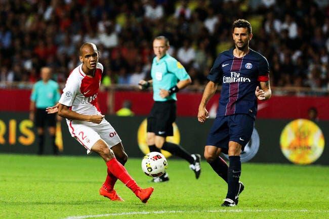 Fabinho à Madrid avec son agent — Mercato Monaco