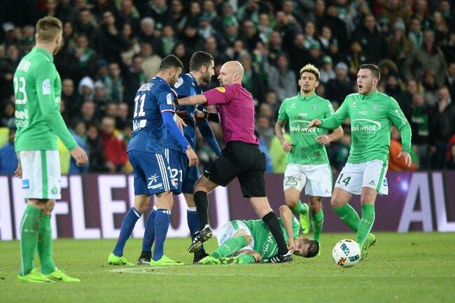 ASSE-OL : L'ordre du derby agace fortement Saint-Etienne