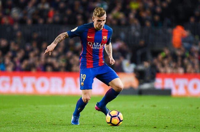 OL : Digne veut quitter la banc du Barça, mais n'a jamais pensé à Lyon