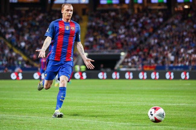 Mathieu finalement loin de l'OM — Barça