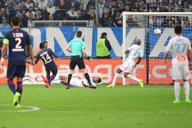 PSG : Ce but contre l'OM, Matuidi en fait son but de l'année