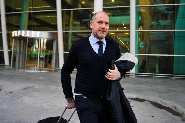 Henrique recrute un dirigeant — PSG