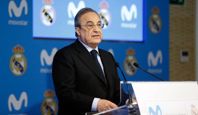 Florentino Pérez reste président — Real
