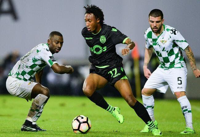 Mercato - Avec Rebocho, Guingamp signe le successeur de Marçal