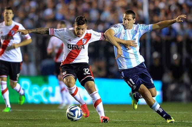 Visé par l'OM, ce jeune argentin est suspendu pour dopage — Mercato