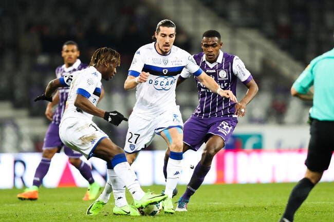 Mercato FCGB: Crivelli signe à Angers