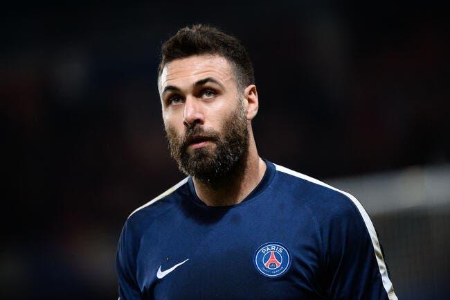 PSG: Paris et Sirigu se quittent (enfin) bons amis