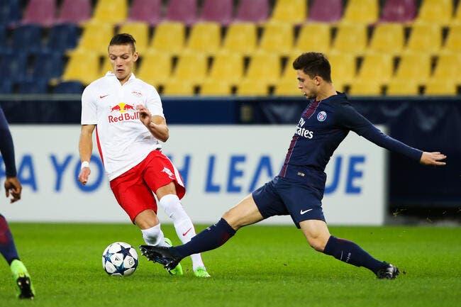 Un jeune sur le départ — Mercato PSG
