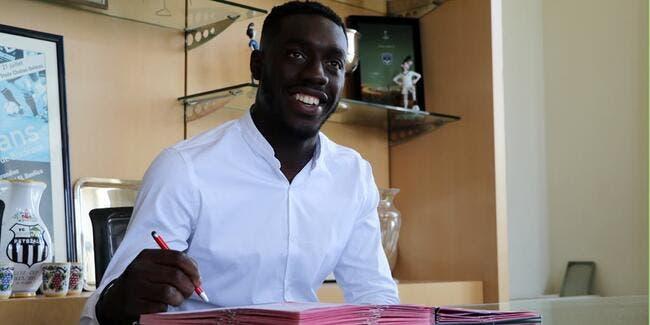 Officiel : Alexandre Mendy signe quatre ans à Bordeaux