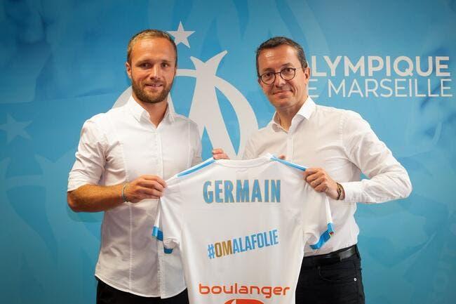 OM: Germain ne voulait pas d'une carrière sans jouer à Marseille