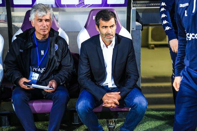 SCB: Rui Almeida quitte le SC Bastia