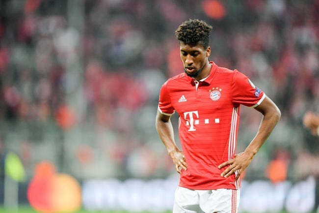 Chessy Violences conjugales : le footballeur Kingsley Coman entendu au commissariat de Chessy