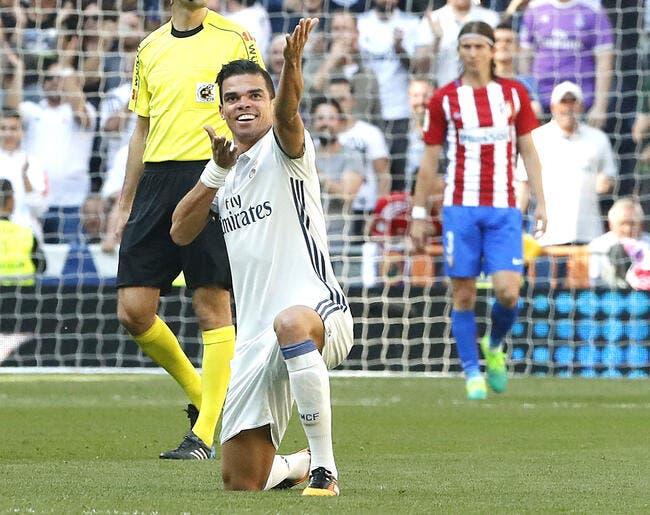 Pepe quittera-t-il Madrid cet été pour Paris — Mercato PSG