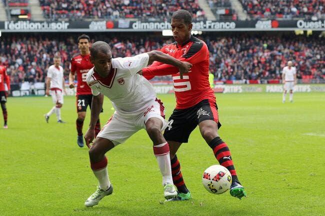 Rennes tenté par Rolan — Bordeaux