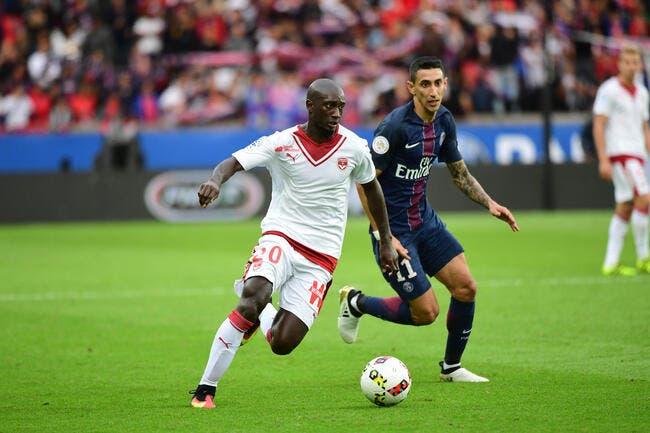 Sabaly définitivement transféré à Bordeaux — Girondins