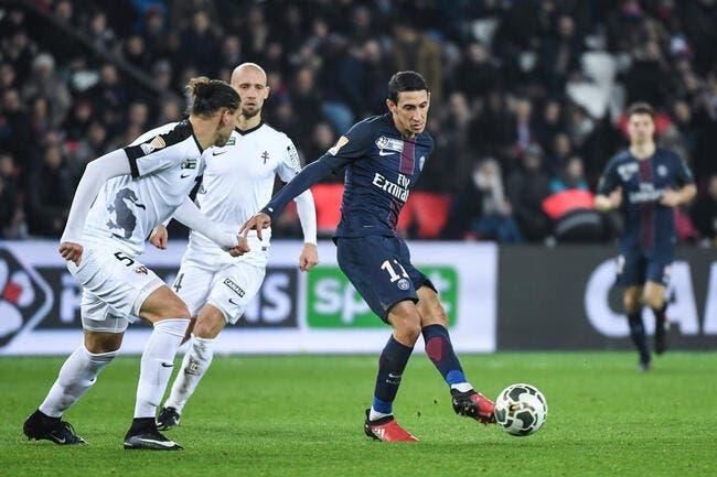 L1: Metz-PSG et Monaco-ASSE reportés
