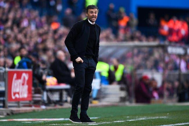 Barça: Sur le départ, Enrique a un message pour Paris
