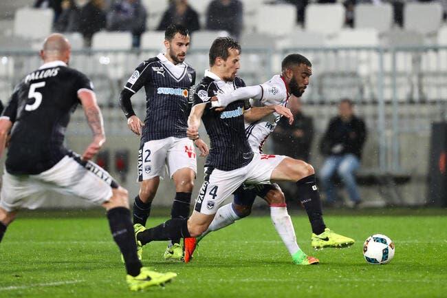 L1 : Le résultat de Lyon - Bordeaux favorable à l'OM !