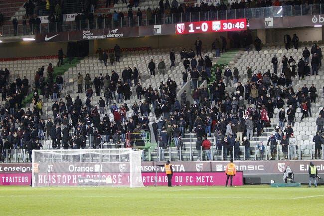 FCM-OL : Metz se félicite des deux points retrouvés