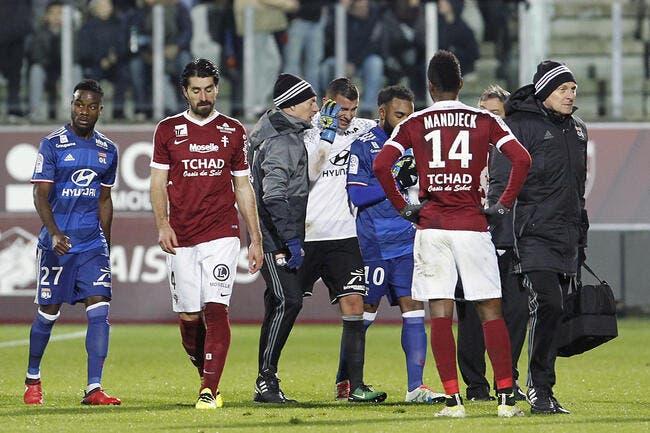 FFF : la Commission confirme les sanctions contre le FC Metz