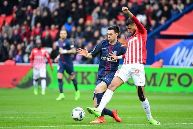PSG - Nancy : 1-0
