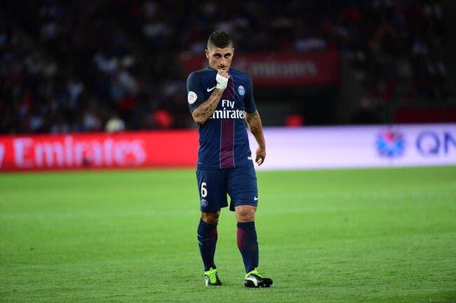 PSG: Pour Verratti, Paris est trop riche avoue le Bayern