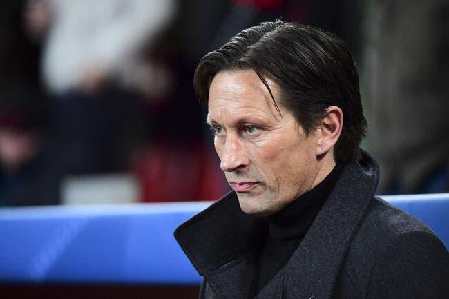 Schmidt prend la porte ! (off.) — Leverkusen