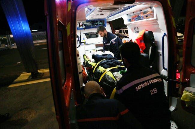 ASSE : Pajot est sorti de l'hôpital