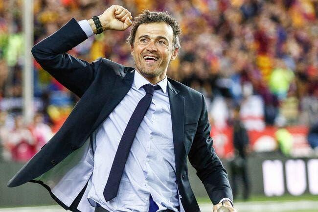 Barça-PSG : Luis Enrique croit à la remontada et le dit !