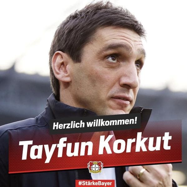 All : Korkut nouvel entraîneur de Leverkusen