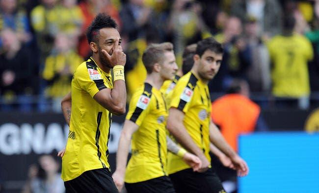 All : Aubameyang fâche Dortmund avec une pub déguisée