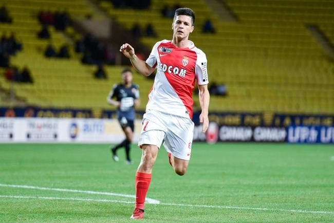 Monaco : Carrillo opéré mardi et absent six semaines