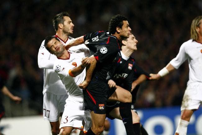 L.Europa - OL - AS Roma : les compos officielles