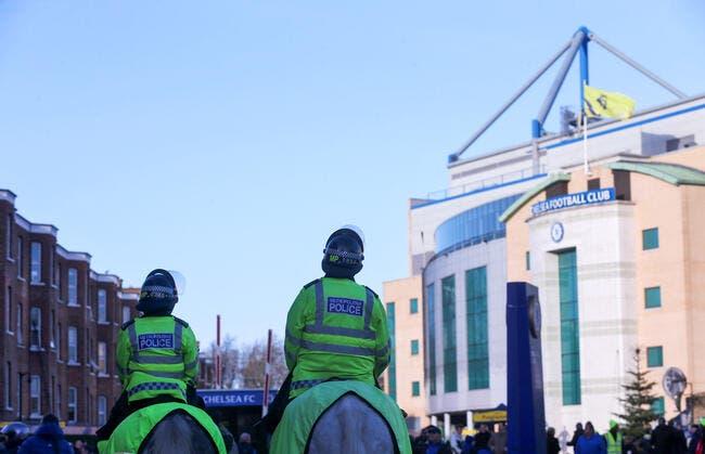 Feu vert pour le nouveau stade — Chelsea