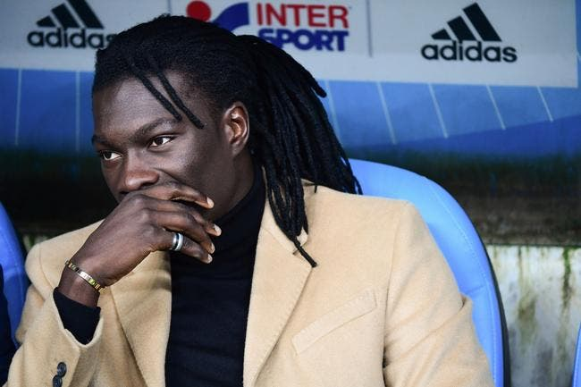 OM : Retour décalé pour Bafé Gomis ?