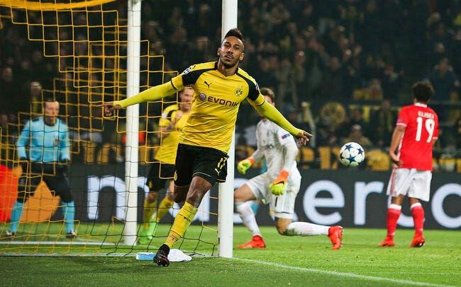 Mercato: Un départ d'Aubameyang, Dortmund fait la sourde oreille