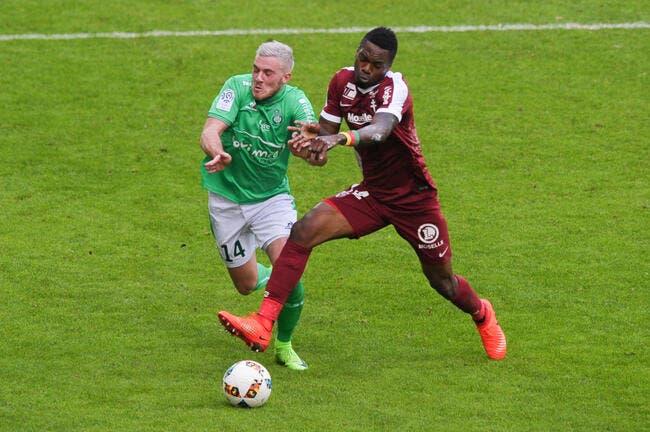 ASSE – Metz 2-2