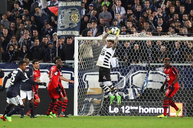 Transfert : Les Girondins sur Costil (Rennes)